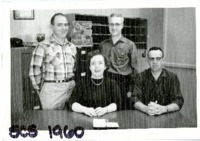 Personnel, 1960