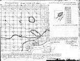 Iowa land survey map of t078n, r003e