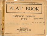 Plat book of Hancock County, Iowa