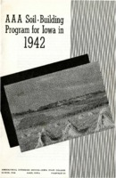 0111. AAA Soil-Building Program for Iowa in 1942