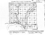 Iowa land survey map of t089n, r047w