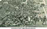 Iowa football game, The University of Iowa, 1930s