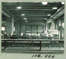Students in Chemistry-Botany-Pharmacy Building laboratory, The University of Iowa, 1930s