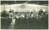 Handel's Messiah performance in Iowa Memorial Union, December 1936