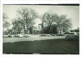 Seashore Hall, The University of Iowa, October 1961