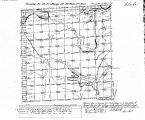 Iowa land survey map of t072n, r026w
