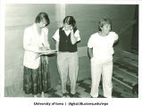 Physical education faculty, The University of Iowa, 1980s