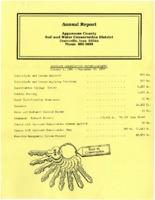 Annual report, 1991.