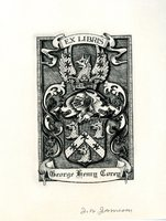 George Henry Corey Bookplate
