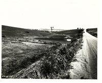 Flood control - gully E, 1949