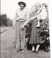 William and Elizabeth Rauch, ca. 1946