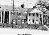Acacia fraternity house, Iowa City, Iowa, ca. 1980
