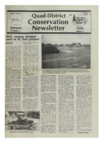 Quad-District Conservation Newsletter; Vol. 1, no. 3 (1996, Autumn).