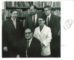 Comparative Literature faculty, The University of Iowa, 1960s