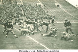 Iowa-Bradley football game, The University of Iowa, September 30, 1933