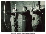 Archers, The University of Iowa, 1939