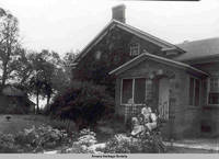 Dr. Henry G. Moershel residence - Homestead, Homestead, Iowa, post 1932