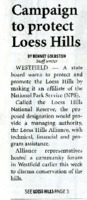 Campaign to Protect Loess Hills