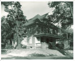 Old Shambaugh House, The University of Iowa, 1956