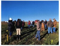 Cover crop field day, 2017