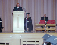 EICC commencement Picture of Mr. Miller.
