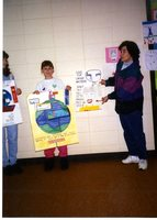 Webster County Soil and Water Conservation District Poster Contest, 1995