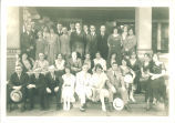 Liberal arts class 20-year reunion, The University of Iowa, June 1931