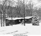 Home of Dr. Lew E. January, Iowa City, Iowa, December 2, 1952
