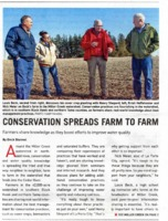 Conservation Spreads Farm to Farm