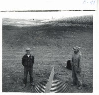 Larry Schultz farm, 1964