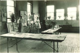 Elementary classroom in Old Dental Building, The University of Iowa, 1920s