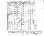Iowa land survey map of t069n, r022w