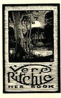 Vere Ritchie Bookplate