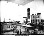 Physics Laboratory, North Hall, The University of Iowa, 1904