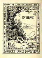 Robert Haines MacLaury Bookplate