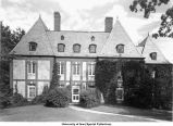 Delta Chi Fraternity house, Iowa City, Iowa, between 1940 and 1970