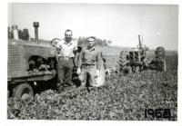 Melvin Gerling and John Pride, 1958