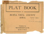 Plat book of Buena Vista County, Iowa