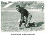 "Fred W. ""Duke"" Slater, The University of Iowa, 1920s"