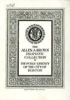 Allen A. Brown Bookplate