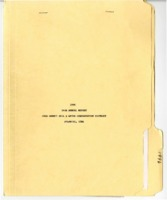 Cass County Soil Conservation District Annual Report - 1996