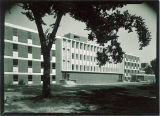 Pharmacy Building viewed from the east, The University of Iowa, 1960s?