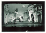 Small ensemble from The bartered bride, The University of Iowa, July 1950