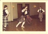 Dancers at Highland Arts and Tartan Ball, The University of Iowa, 1978