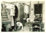 Theater costume department, The University of Iowa, 1920s