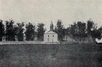St. Paul Lutheran Church in Garnavillo, Iowa -1853