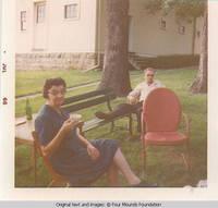 Guerdon Raine and Florence Heitzman Raine