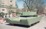 2003 VEISHEA parade float
