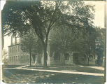 Exterior of the Old Dental Building, The University of Iowa, 1910s