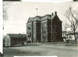 Southeast view of Calvin Hall, the University of Iowa, 1917